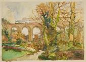 view Railroad Bridge, St. Austell, England digital asset number 1