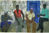 view Four Black Men digital asset number 1