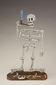 view Skeleton with Pipe digital asset number 1