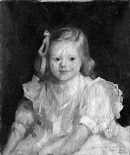 view Portrait Of A Young Girl (Brinkmann's Daughter) digital asset number 1