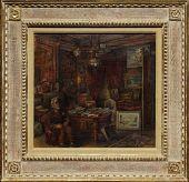 view Eilshemius in his Studio digital asset number 1