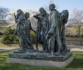 view The Burghers of Calais digital asset number 1