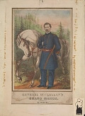 view General McClellan's grand march composed by E. Mack digital asset number 1