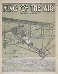 view King of the air march and two step by Julius K. Johnson digital asset number 1