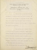 view Lecture delivered at the Royal Academy of Science, Stockholm, on 11th December 1909 On the occasion of the award to him of a Nobel Prize for Physics digital asset number 1