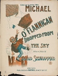 view Michael O'Flannigan dropped from the sky words & music by Sigfrid Stenhammar digital asset number 1