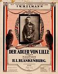 view Der Adler von Lille : Marsch für Pianoforte : Op. 180 / komponiert von H.L. Blankenburg digital asset number 1