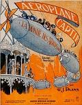 view Aéroplane captif la ronde des aéroplanes : danse nouvelle par W.J. Paans digital asset number 1