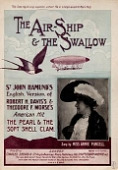 view The air-ship & the swallow : St. John Hamund's English version of Robert H. Davis's & Theodore F. Morse's American hit The pearl & the soft shell clam digital asset number 1