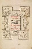 view Breve compendium philosophiae Bernardi Dumas digital asset number 1