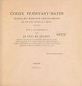 view Codex Fejérváry-Mayer : manuscrit Mexicain précolombien des Free Public Museums de Liverpool (M 12014) / publié en chromophotographie par le Duc de Loubat digital asset number 1