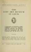 view A collection of decorative works, comprising paintings, drawings, cartoons, sketches, and reproductions of paintings by Mr. Edwin Howland Blashfield, Mrs. Mary Fairchild Low, and Mr. Will H. Low : opening Sunday morning, May 21st, 1911 ... at the Forest Park Art Building ... / the City Art Museum, St. Louis digital asset number 1