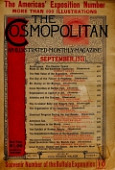 view The cosmopolitan an illustrated monthly magazine, September, 1901 : souvenir number of the Buffalo Exposition edited by John Brisben Walker digital asset number 1