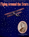 view Flying around the stars [words by W.D. Phillips ; music by Bates and Barton ; arranged by Robt. C. Bates] digital asset number 1