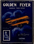 view Golden flyer march two-step by F.H. Losey digital asset number 1