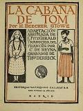 view La cabaña de Tom / por H. Beecher Stowe ; adaptación abreviada de K. Fitzgerald ; tr. del francés por C. de Reyna ; grabados de Thos Derrick digital asset number 1