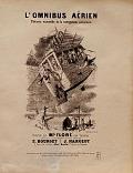 view L'omnibus aérien théorie nouvelle de la navigation aerienne paroles de E. Bourget ; musique de J. Nargeot digital asset number 1