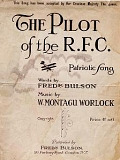 view The pilot of the R.F.C. : patriotic song / words by Fredk. Bulson ; music by W. Montagu Worlock digital asset number 1