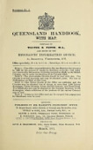 view Queensland handbook, with map / compiled by Walter B. Paton ; and issued by the Emigrants' Information Office digital asset number 1