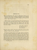 view Report of a Committee of the American Philosophical Society on Astronomical Observations : containing observations made in different parts of the United States, on the solar eclipse of February 12th, 1831 : read October 7, 1831 digital asset number 1