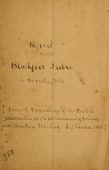 view Report on the Blackfoot tribes / drawn up by Horatio Hale digital asset number 1