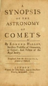 view A synopsis of the astronomy of comets by Edmund Halley ... ; translated from the original, printed at Oxford digital asset number 1