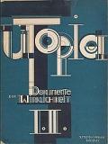 view Utopia. I-II : Dokumente der Wirklichkeit / [Herausgeber, Bruno Adler] digital asset number 1
