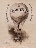 view Le voyage aérien grande valse triomphale : Op. 188 : pour piano par N. Louis digital asset number 1
