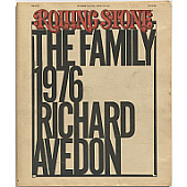 """view Rolling Stone issue No.22, featuring """"The Family 1976, Richard Avedon"""" digital asset number 1"""