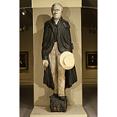 view Figurehead of Andrew Jackson carved for the frigate Constitution digital asset number 1