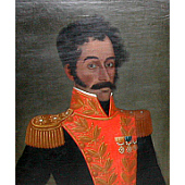 view Simon Bolivar digital asset number 1