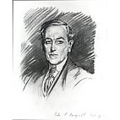 view Thomas Woodrow Wilson digital asset number 1
