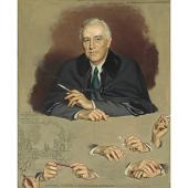 view Franklin D. Roosevelt digital asset number 1
