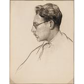view Leopold Gould Seyffert Self-Portrait digital asset number 1