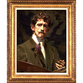 view Frederick William MacMonnies Self-Portrait digital asset number 1