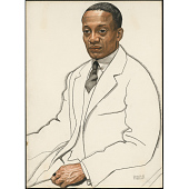 view Alain Leroy Locke digital asset number 1