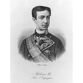 view King Alphonse XII digital asset number 1
