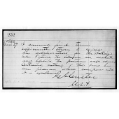 view George Armstrong Custer's autograph digital asset number 1