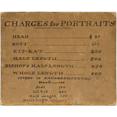 view Thomas Sully's price list digital asset number 1