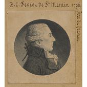 view Bénigne-Charles Févret de Saint-Mémin digital asset number 1