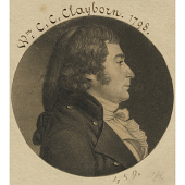 view William Charles Coles Claiborne digital asset number 1