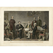view First Reading of the Emancipation Proclamation digital asset number 1