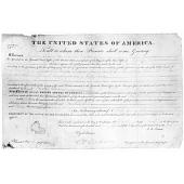 view John Quincy Adams' autograph digital asset number 1