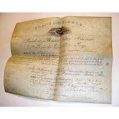 view Franklin Pierce's autograph digital asset number 1