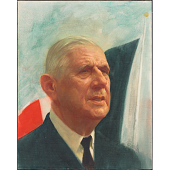 view Charles De Gaulle digital asset number 1