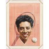 view Althea Gibson digital asset number 1