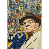 view Vince Lombardi digital asset number 1