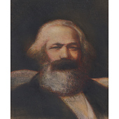 view Karl Marx digital asset number 1
