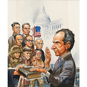 view Nixon II digital asset number 1
