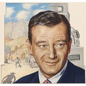 view John Wayne digital asset number 1